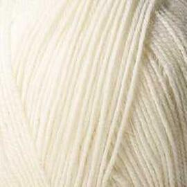 Пряжа Пехорка Австралийский Меринос - 01 белый, Цвет: 01 белый
