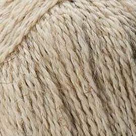 Пряжа Пехорка Овечья Шерсть - 166 суровый, Цвет: 166 суровый