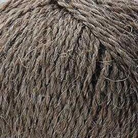 Пряжа Пехорка Овечья Шерсть - 371 натуральный серый, Цвет: 371 натуральный серый