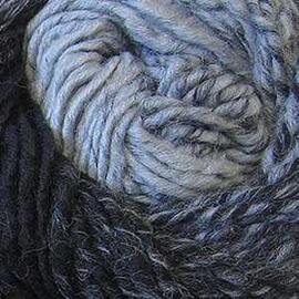 Пряжа Nako Ombre - 20314 черный/серый, Цвет: 20314 черный/серый