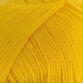 Пряжа Камтекс Шалунья Лайт - 104 желтый, Цвет: 104 желтый