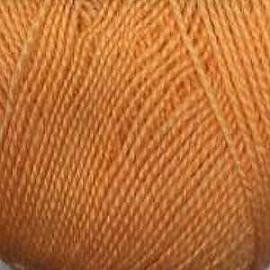 Пряжа Камтекс Шалунья Лайт - 035 оранжевый, Цвет: 035 оранжевый