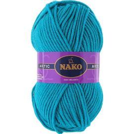 Пряжа Nako Arctic - 2131-6062 св.м.волна, Цвет: 2131-6062 св.м.волна