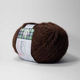 Пряжа Пехорка Северная - 251 коричневый, Цвет: 251 коричневый