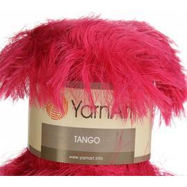 Пряжа Yarnart Tango - 515 мальва, Цвет: 515 мальва