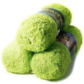 Пряжа Color-City Щелкунчик - 36 зелень, Цвет: 36 зелень
