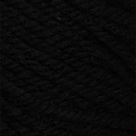Пряжа Seam Concord 85 - 02 черный, Цвет: 02 черный