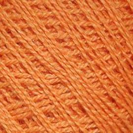 Пряжа Seam Merino Silk 50 - 16 оранж, Цвет: 16 оранж