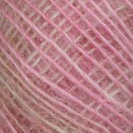 Пряжа Seam Angora Fine Print - 205 розовый принт, Цвет: 205 розовый принт