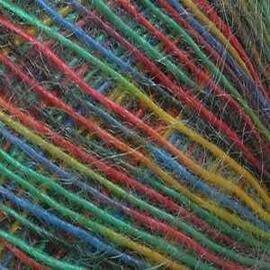 Пряжа Seam Angora Fine Print - 9029 радуга принт, Цвет: 9029 радуга принт