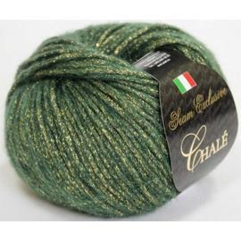 Пряжа Seam Chale - 323 зеленый, Цвет: 323 зеленый