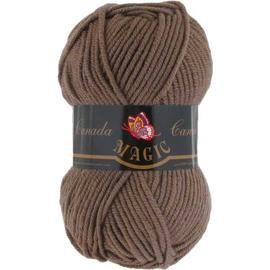 Пряжа Magic Canada - 3706 св.какао, Цвет: 3706 св.какао