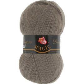 Пряжа Magic Angora Delicate - 1132 серо-бежевый, Цвет: 1132 серо-бежевый