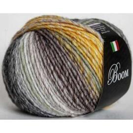 Пряжа Seam Boom - 67396 сирень/сер/желтый/хаки, Цвет: 67396 сирень/сер/желтый/хаки