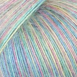 Пряжа Seam Angora Fine Print - 9026 радуга, Цвет: 9026 радуга