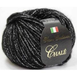 Пряжа Seam Chale - 316 черный, Цвет: 316 черный