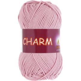 Пряжа Vita Cotton Charm - 4165 чайная роза, Цвет: 4165 чайная роза