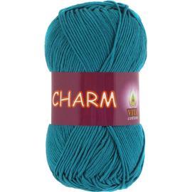 Пряжа Vita Cotton Charm - 4193 м.волна, Цвет: 4193 м.волна