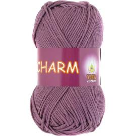 Пряжа Vita Cotton Charm - 4195 п.роза, Цвет: 4195 п.роза