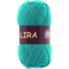 Пряжа Vita Cotton Lira - 5031 св.м.волна, Цвет: 5031 св.м.волна