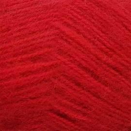 Пряжа Jina Ангора Премиум - 28910 красный, Цвет: 28910 красный