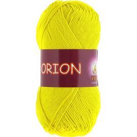Пряжа Vita Cotton Orion - 4575 желтый, Цвет: 4575 желтый