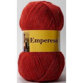 Пряжа Jina Императрица - 160 красный, Цвет: 160 красный