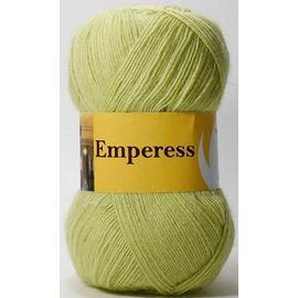 Пряжа Jina Императрица - 206 салатовый, Цвет: 206 салатовый
