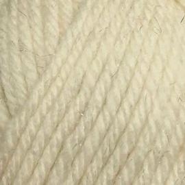 Пряжа Jina Герда - 232 молочный, Цвет: 232 молочный