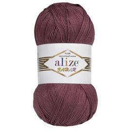 Пряжа Alize Bahar - 470 пыльная вишня, Цвет: 470 пыльная вишня