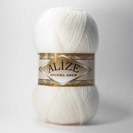 Пряжа Alize Angora Gold - 450 жемчужный, Цвет: 450 жемчужный