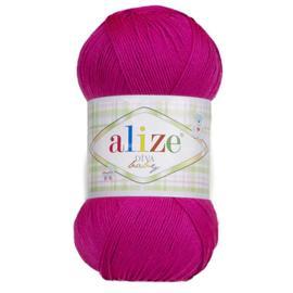 Пряжа Alize Diva Baby - 171 яр.мальва, Цвет: 171 яр.мальва