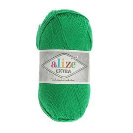 Пряжа Alize Extra - 328 трава, Цвет: 328 трава