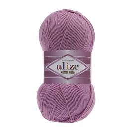 Пряжа Alize Cotton Gold - 98 розовый, Цвет: 98 розовый