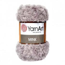 Пряжа Yarnart Mink - 337 светло-бежевый, Цвет: 337 светло-бежевый