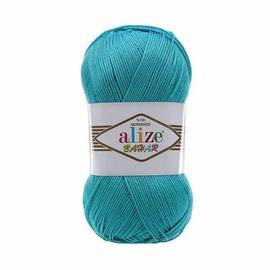 Пряжа Alize Bahar - 16 бирюзовый, Цвет: 16 бирюзовый