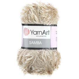 Пряжа Yarnart Samba - 04 светло-бежевый, Цвет: 04 светло-бежевый