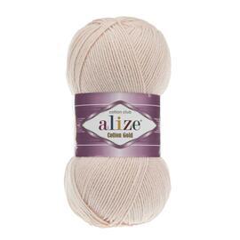 Пряжа Alize Cotton Gold - 382 св.пудра, Цвет: 382 св.пудра