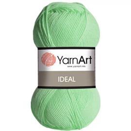 Пряжа Yarnart Ideal - 226 салат, Цвет: 226 салат