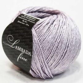 Пряжа Seam Lambada Fine - 03 бл.сиреневый, Цвет: 03 бл.сиреневый