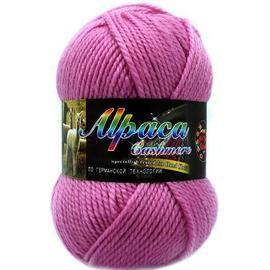 Пряжа Color-City Альпака Кашемир - 925 ярко-розовый, Цвет: 925 ярко-розовый