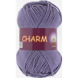 Пряжа Vita Cotton Charm - 4501 св.сиреневый, Цвет: 4501 св.сиреневый