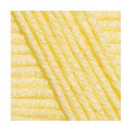 Пряжа Yarnart Ideal - 224 лимон, Цвет: 224 лимон