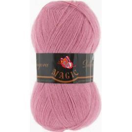 Пряжа Magic Angora Delicate - 1133 дымчато-розовый, Цвет: 1133 дымчато-розовый