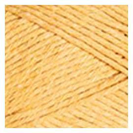 Пряжа Yarnart Eco Cotton Xl - 764 желтый, Цвет: 764 желтый