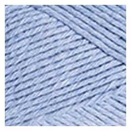 Пряжа Yarnart Eco Cotton Xl - 770 голубой, Цвет: 770 голубой