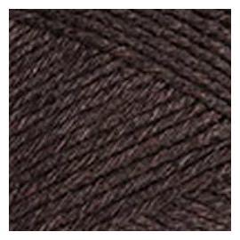 Пряжа Yarnart Eco Cotton Xl - 777 тем.коричневый, Цвет: 777 тем.коричневый