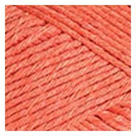 Пряжа Yarnart Eco Cotton Xl - 779 морковный, Цвет: 779 морковный