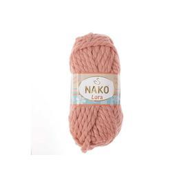 Пряжа Nako Lora - 11637 пыл.роза, Цвет: 11637 пыл.роза