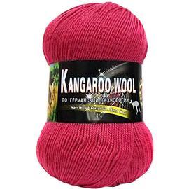 Пряжа Color-City Kangaroo Wool - 2803 малина, Цвет: 2803 малина